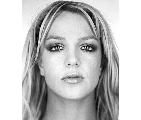 Britney Spears by Martin Schoeller