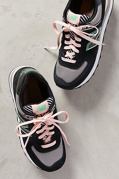New Balance WL 574 Sneakers #anthroregistry