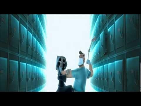 cortometraje La Dama y la Muerte