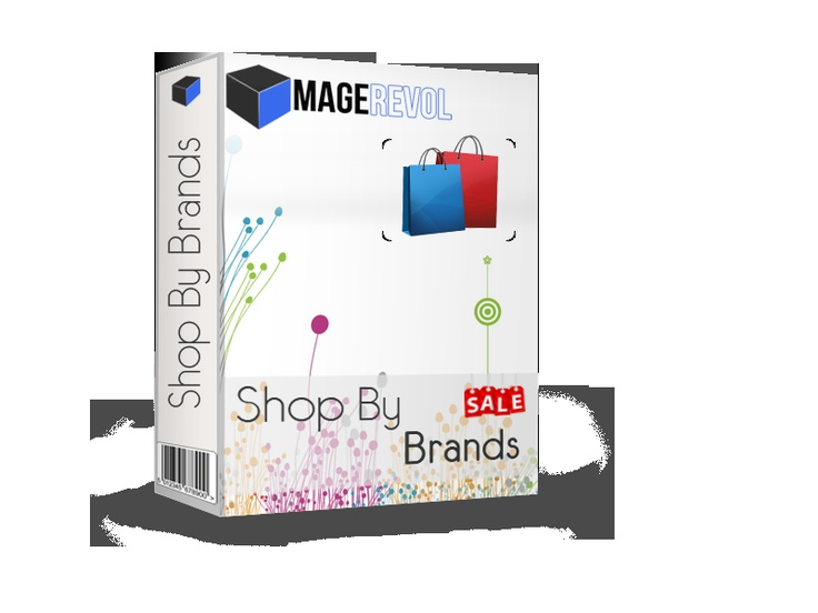 Shop by Brand extension for Magento enables you to create brands and attach products with them either from the extension page or from product edit page. Each brand will have its own page with SEO friendly URL. You can easily browse all your products by brand.