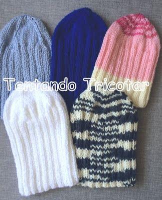 Tentando Tricotar