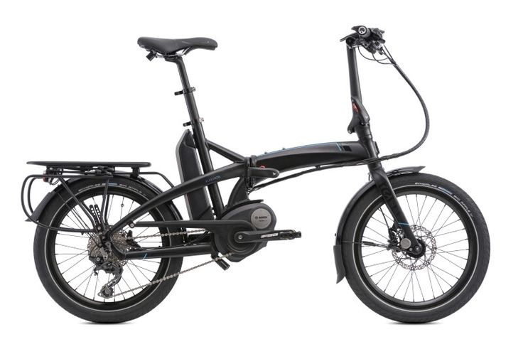 Tern Elektron - Bosch powered folding e-bike