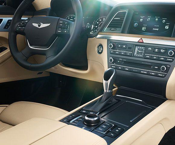 2015 Hyundai Genesis - Interior