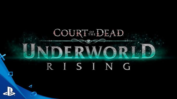Court of the Dead: Underworld Rising - Gameplay Trailer | PS4