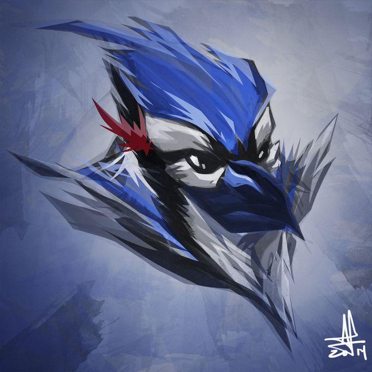 Toronto Blue Jays by tsangstagangsta on @DeviantArt