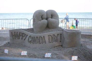 City of Oshawa Canada Day