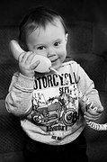 Vauva, Poika, Puhelu, Lapsi, Viestintä