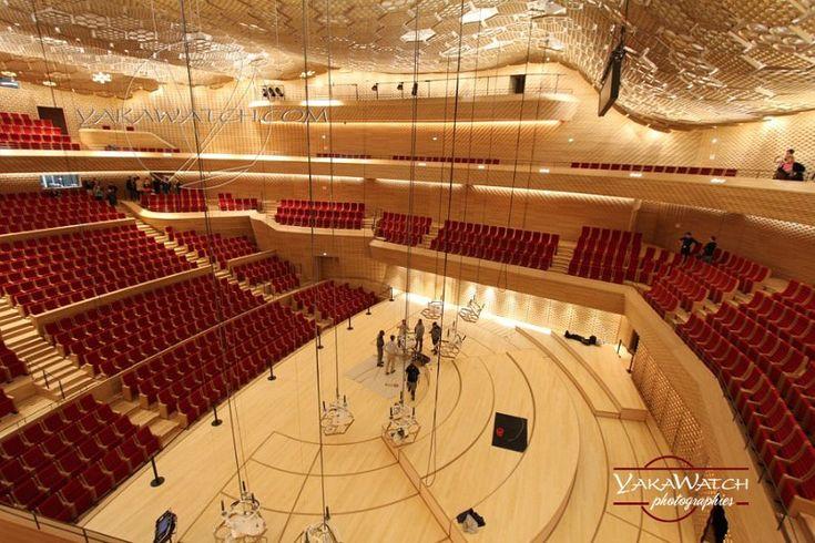 Architecture la seine musicale l auditorium photo yakawatch la seine musicale - Programme la seine musicale ...