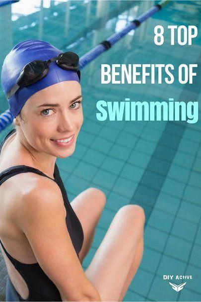 The Ultimate Health Benefits of Swimming via @DIYActiveHQ