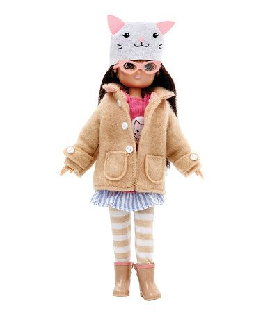 Love the Lottie dolls which let girls look like little girls