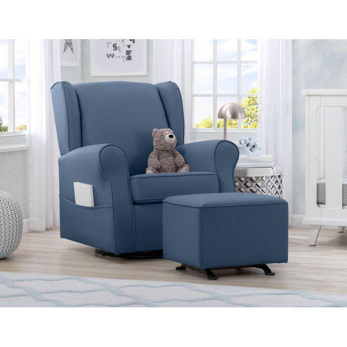 Reston Swivel Glider Swivel Rocker Chair Glider Rocking Chair