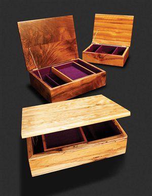 Best 25 diy jewelry box ideas on pinterest cd mosaic jewelry how to make a basic jewelry box from scratch solutioingenieria Choice Image