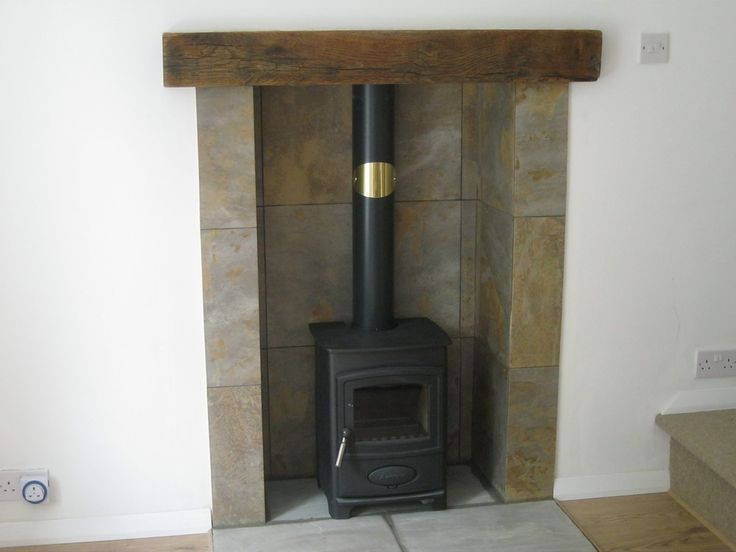 tiles behond a log burner | aplpropertysolutions: 100% Feedback, Restoration & Refurb Specialist ...