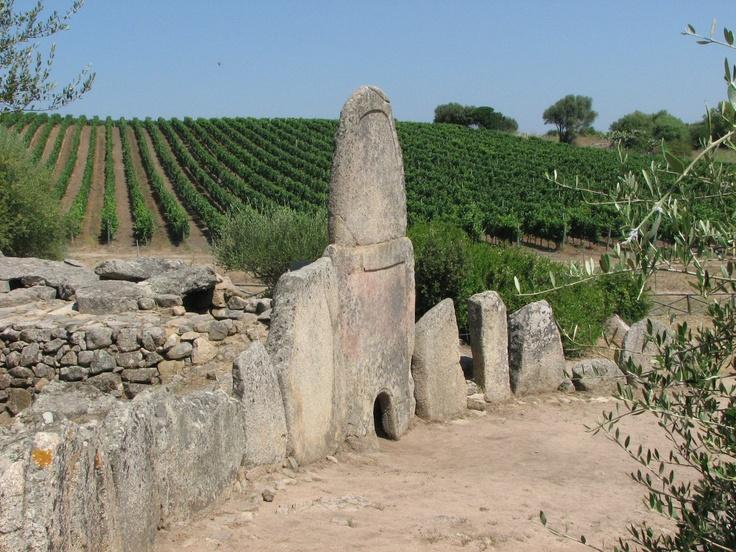 Dorgali, Giant's tomb #Sardinië