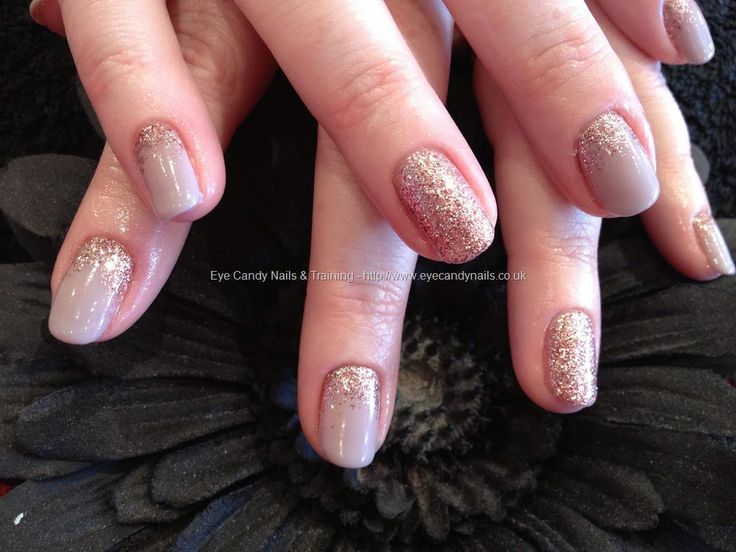 gel manicure on natural nails Natural nail art  overview