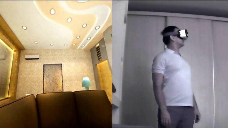 Unity3D VR Home Cinema