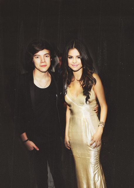 21 best images about SelenaG & HarryS on Pinterest | Nyc, Harry styles and Birthdays