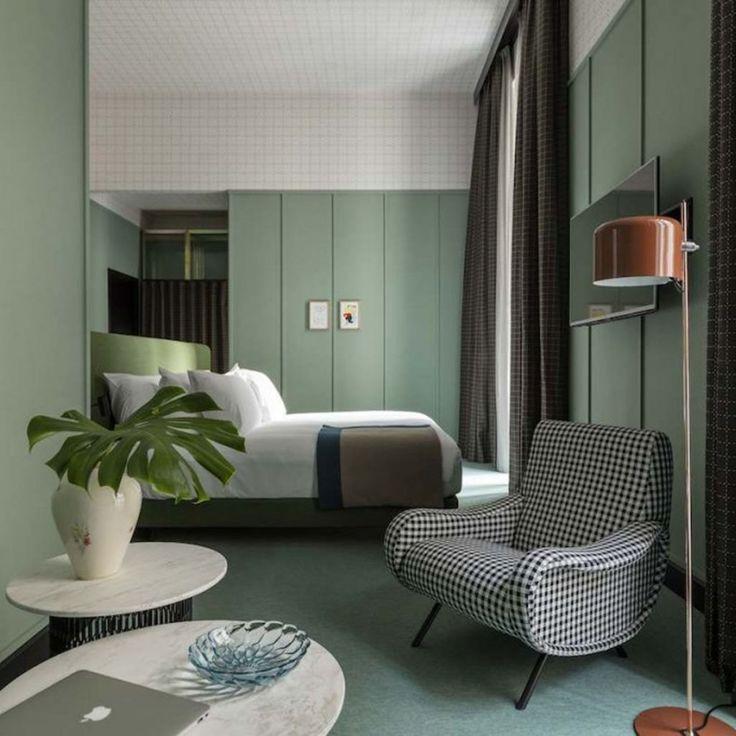 Aujourd'hui, on vous fait un petit bout d'Italie avec la visite déco du Room Mate Giulia qui se trouve en plein cœur de Milan !