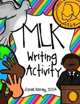Just download, print, and students can get started on this engaging research and writing activity presented in a fun and creative newspaper format to celebrate the birthday of Dr. Martin Luther King, Jr. No additional prep is required. This is perfect for informational paragraph writing practice, early finishers, or as a center activity. ...
