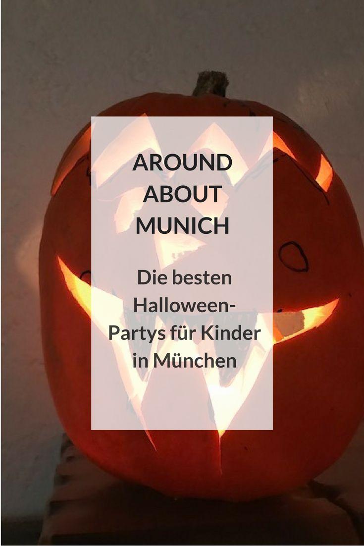 Halloween hat bei unseren Kindern mittlerweile eine feste Tradition. Endlich wieder eine Gelegenheit, sich zu kostümieren! Aber was bedeutet Halloween überhaupt? Wo kann man Halloween mit Kindern in München feiern? Und wo bekommt Ihr die gruselige Kostümierung her? Wir haben uns mal schlau gemacht. #halloween #kinder #münchen