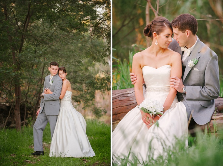 Loved this bride and groom!