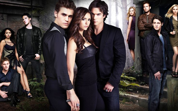 Fonds d'écran The Vampire Diaries : tous les wallpapers The ...