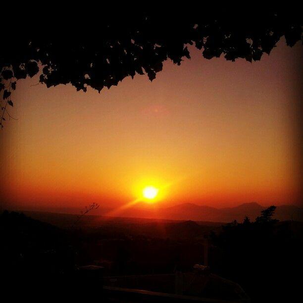 Sunset kos