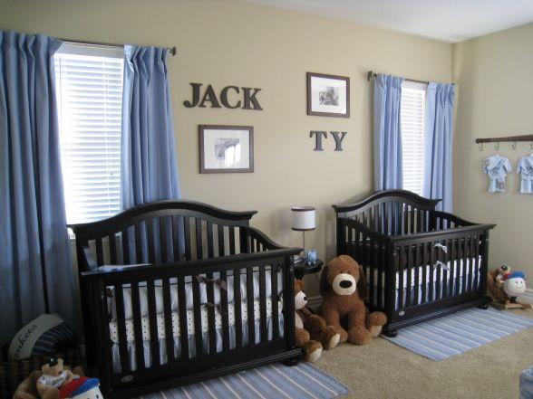 Best 25+ Twin boy nurseries ideas on Pinterest | Twin baby ...