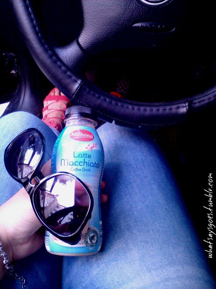 latte | summer days