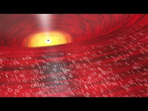 Physics of Information - Quantum Entanglement, Black Holes and Holograph...