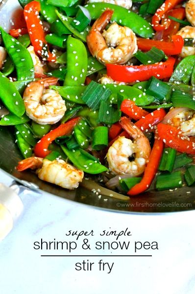 Who doesn't love a quick stir fry that comes together in minutes?! A ...