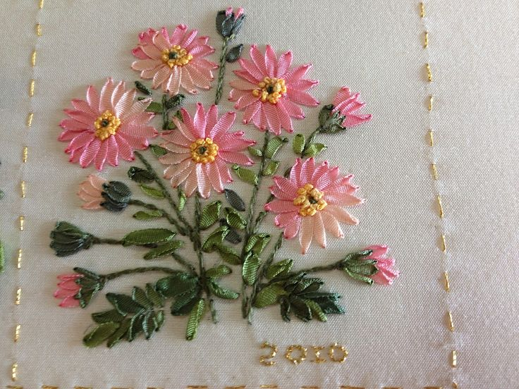 CLOSE UP OF ASTER'S FROM GARDEN PARTY