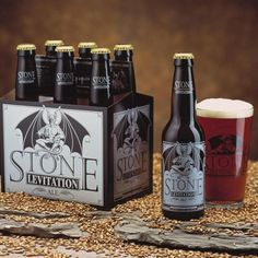 Exclusive: Stone Beer Shares Recipe for Discontinued Levitation Ale