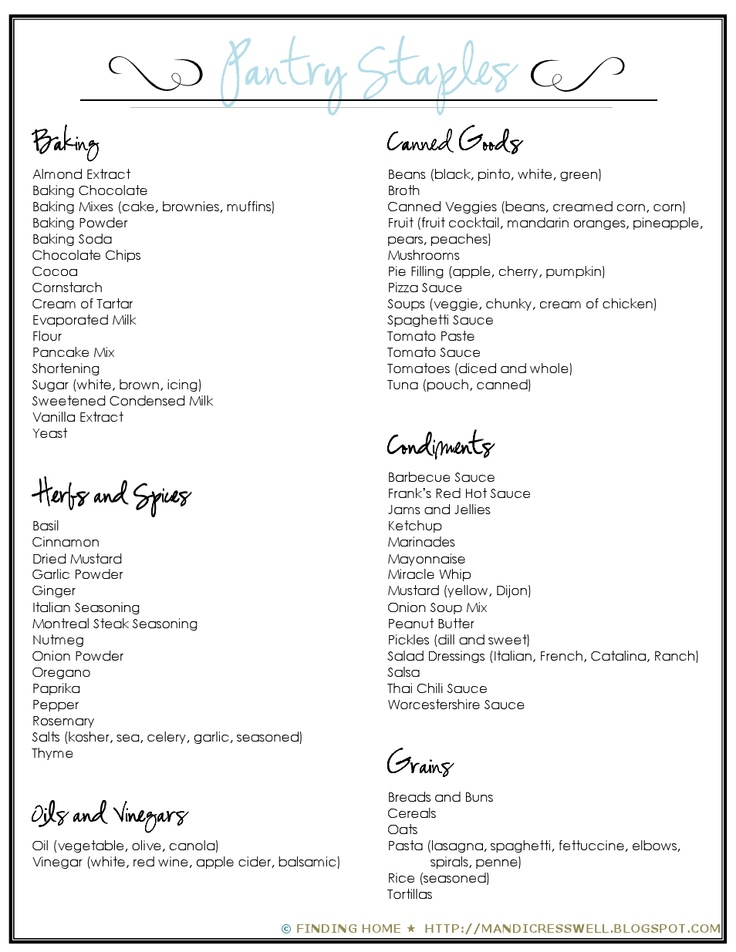 11 best Pantry Staples images on Pinterest Health foods, Healthy - staples resume printing