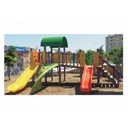 Anaokulu Şelale Çocuk Oyun Parkı