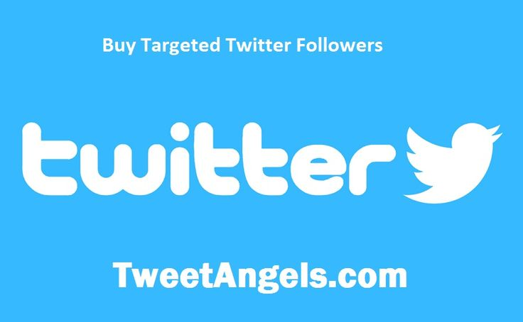 Buy Targeted #Twitter #Followers