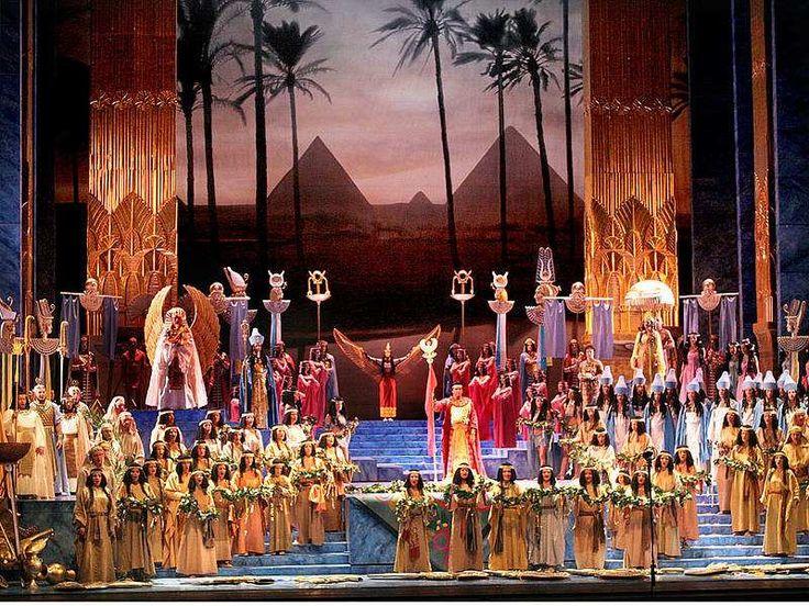 Warsaw Opera takes Aida to Oman - Radio Poland :: News from Poland