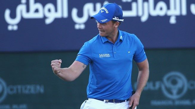 Nerveless Willett claims dramatic win in Dubai - European Tour