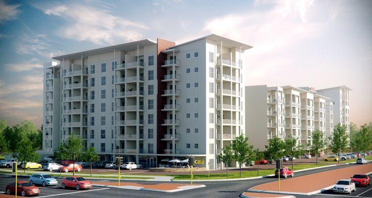 Archiplan // Harmony Apartments Cockburn Central // 500 Apartments