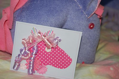 Pony party: birthday invitations =) these will be fun