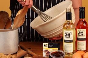 Maggie Beer's website - fabulous cooking!