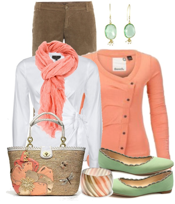 """Sherbert"" by pippimommy on Polyvore"