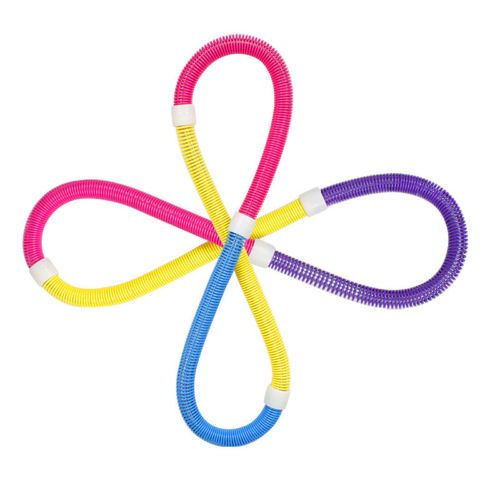 New spring hula hoop abs soft weighted #fitness exercise #sports dance #equipment,  View more on the LINK: http://www.zeppy.io/product/gb/2/391436600123/
