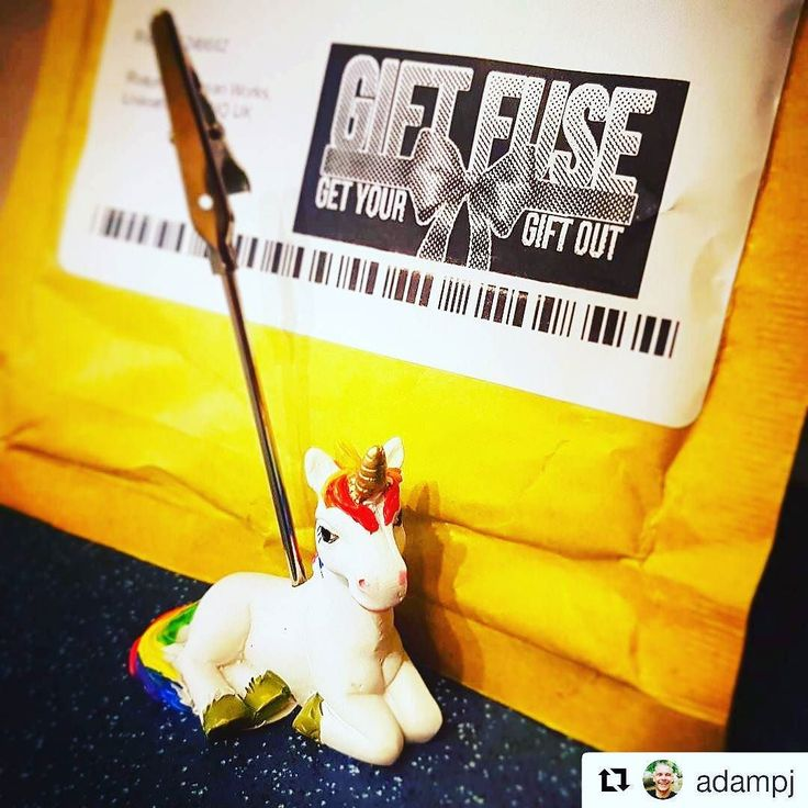 Thank you Adam. We hope you like your new unicorn.   Get yours here - > http://ift.tt/2ssG13T  Repost @adampj  Official Unicorn Owner!  Thanks @giftfuse! #unicorn #getyourgiftout!  #gift #love #cute #toy #office #giftfuse #fantasy #horses #horse #mystical #paper #stationary #fun #funny #colour #colourful #online #shopping #presents #smile #like #gifts #magic #magical #BigKid #kids