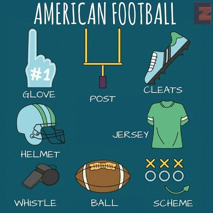 American Football Vocabulary