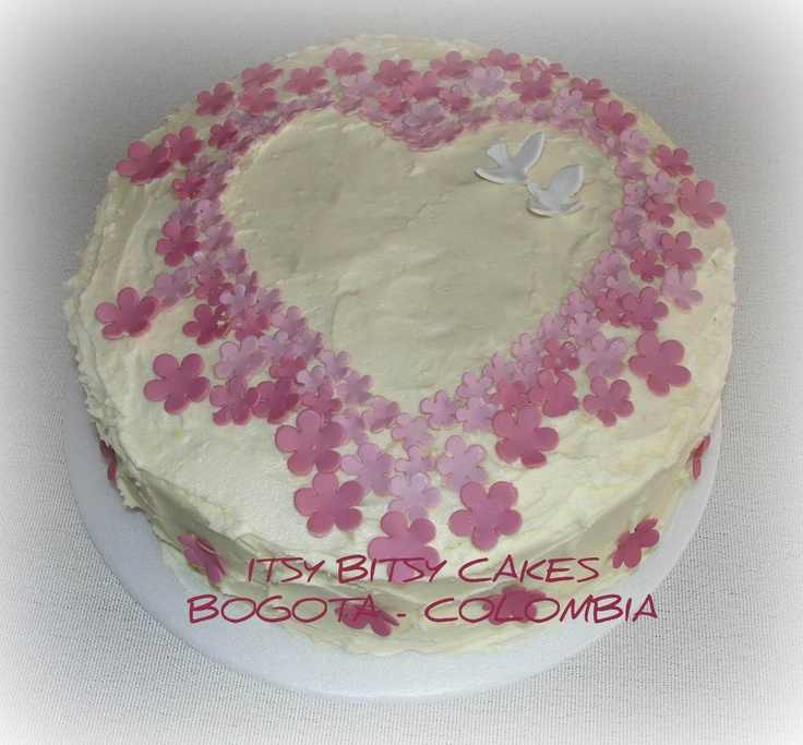 FIRST COMMUNION CAKE  https://www.facebook.com/CUPCAKESBOGOTAITSYBITSYCAKES