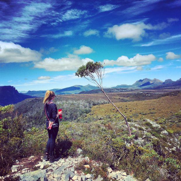 Hiking the Overland Track in Tasmania