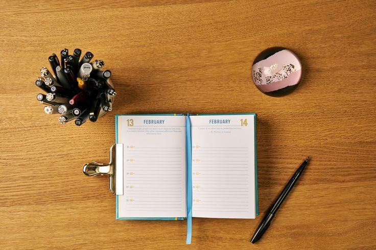 Når man er dårlig til at føre dagbog