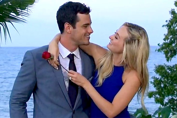 Whether or not you think Ben Higgins popped the question to the right woman on Monday night's finale of The Bachelor, you must admit that he did so with a stunning ring. And according to E! News, the bling didn't come for cheap: The ring Ben proposed to contestant Lauren Bushnell with cost about $95,000.