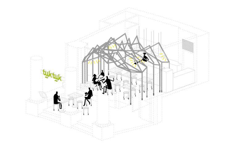 Moko Architects - Tuk Tuk